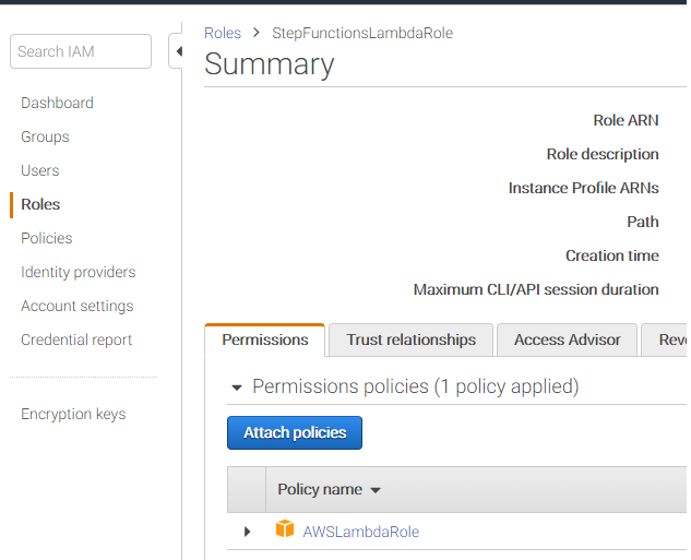 AWS Step Function to start a server and set DNS - Technology Blog